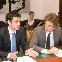 Attilio_Monosi,_assessore_al_Bilancio_e_Paolo_Perrone,_sindaco_di_Lecce_