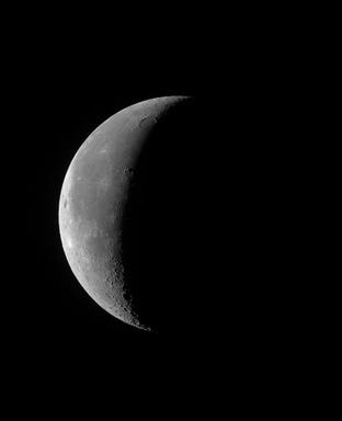 Una dolce storia d'amore realmente accaduta:  La falce di luna