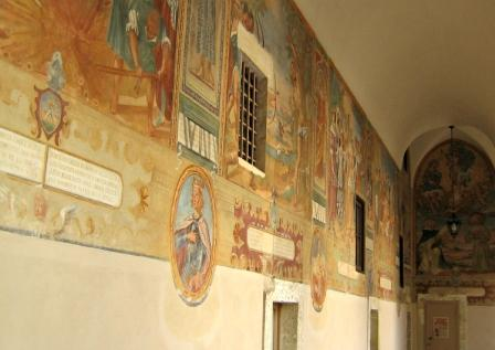 Quadriportico di S. Caterina d'Alessandria a Galatina