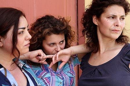 Barbara De Matteis, Laura Licchetta e Celeste Casciaro, In grazia di Dio