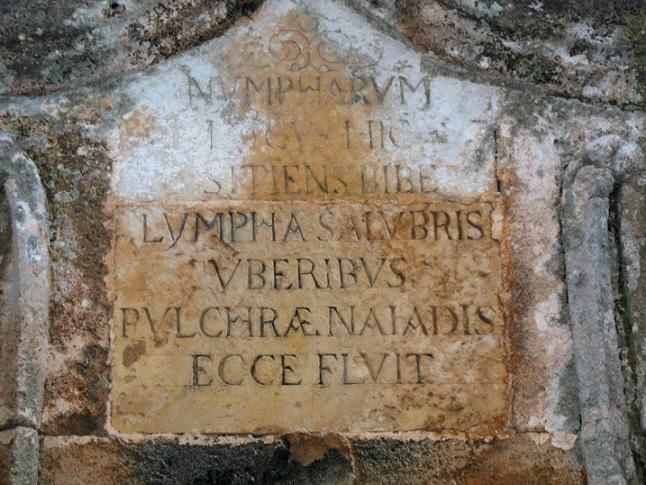 """A proposito delle epigrafi della """"trozza"""" di Villa Scrasceta"""