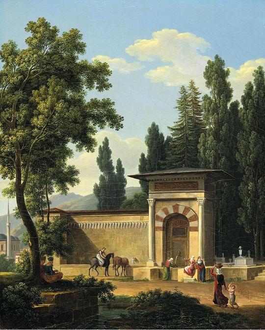 Gallipoli e la fontana turca
