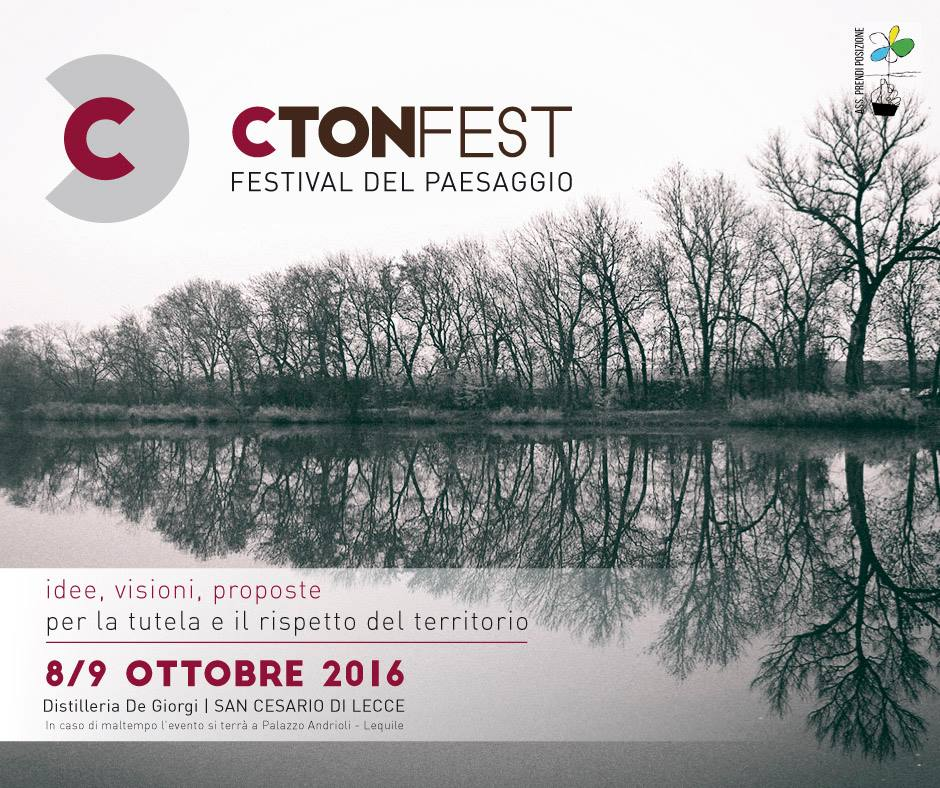 Festival del Paesaggio per due giorni a San Cesario di Lecce