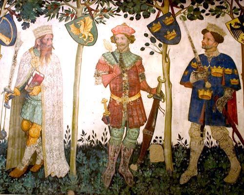 Il drago araldico: dai bestiari medievali alle armi delle casate Trane e Protonobilissimo