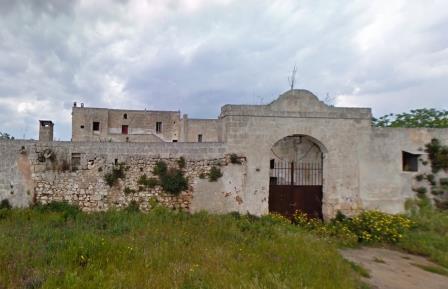 Le masserie come basi strategiche della guerriglia antiunitaria in Terra d'Otranto