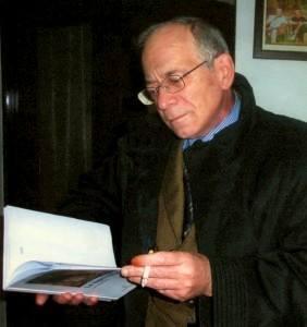 Lettera di Aldo Bello a Ezio Sanapo