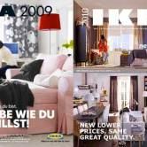 Ikea-Katalog 2010: Verdana ersetzt Futura