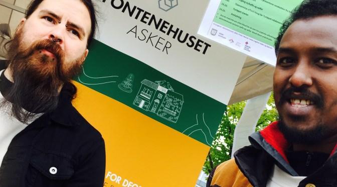 Resultater fra jobbundersøkelse ved norske fontenehus