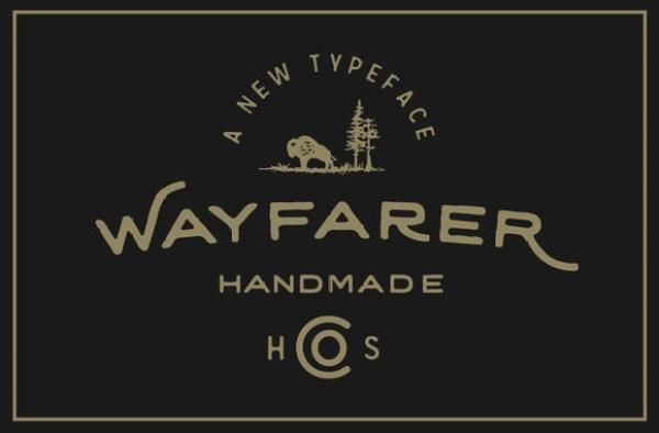 Wayfarer - Hand Drawn Font 03