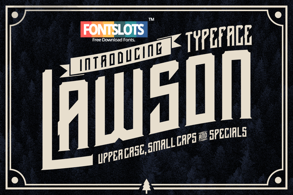 Lawson Font