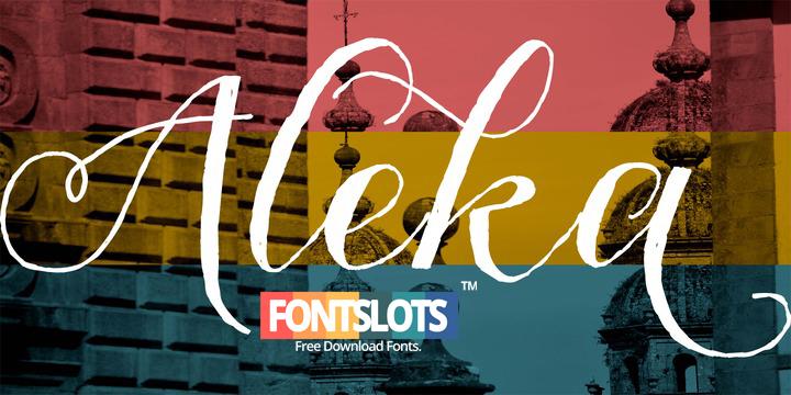 Aleka Fonts