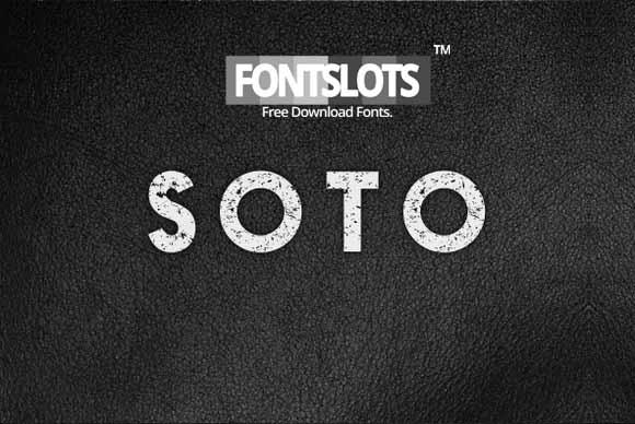Soto Font