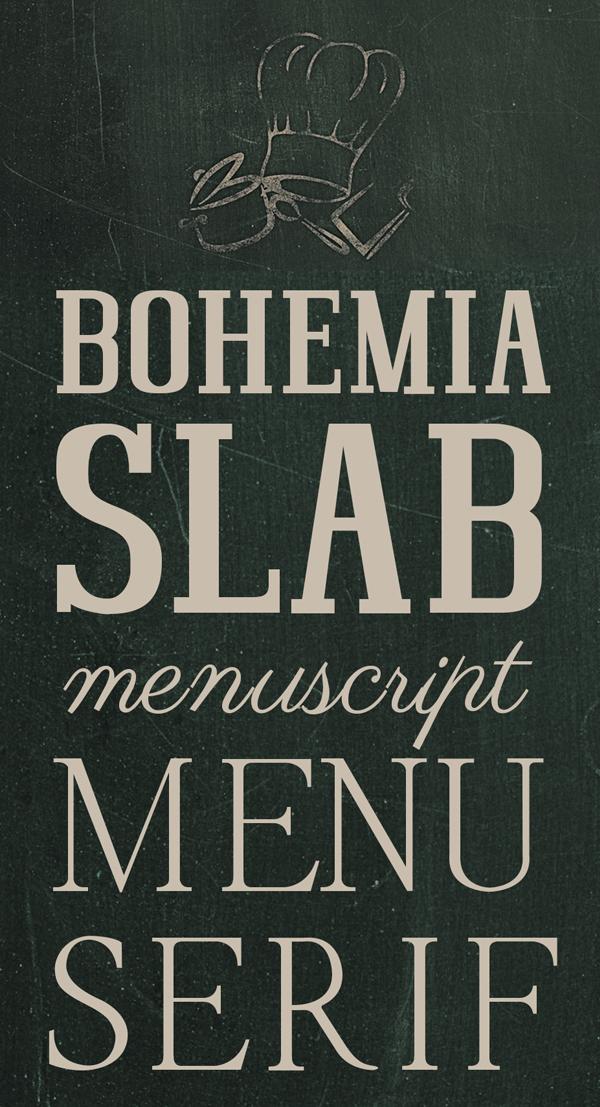 Bohemia Slab