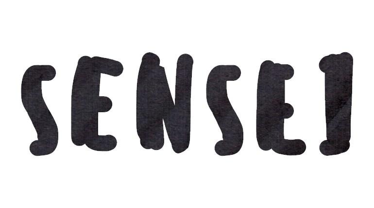 Sensei Font
