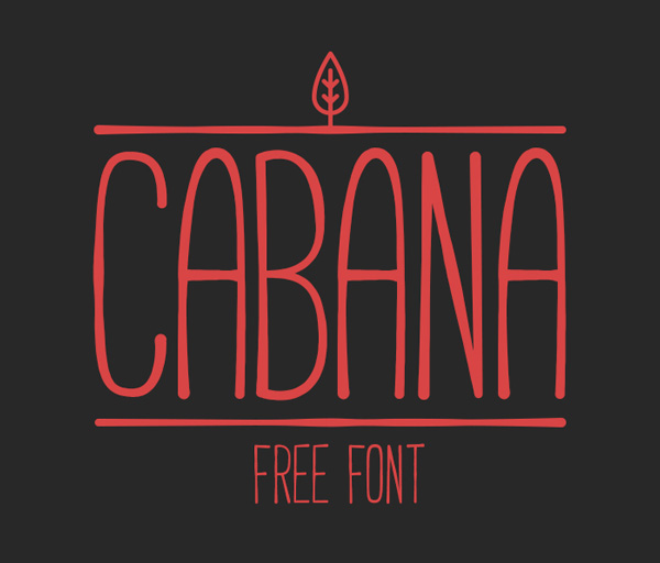 Cabana Font