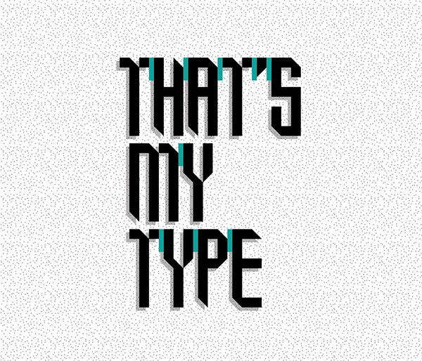Tricube Font