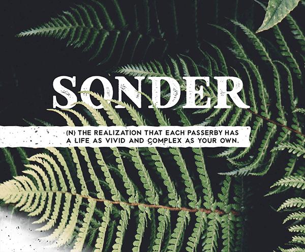 Sonder Font