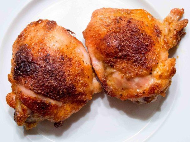 Mayo Chicken Thighs