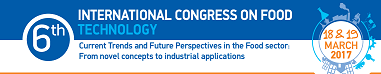 6th International Congress on Food Technology