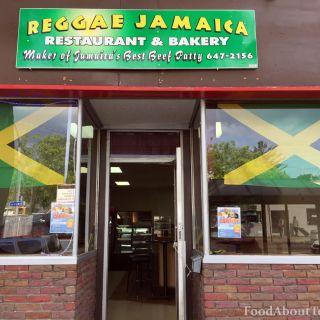 Reggae Jamaica Front