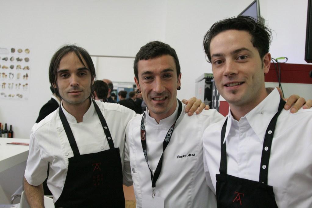 Eneko Atxa to open Basque restaurant in London