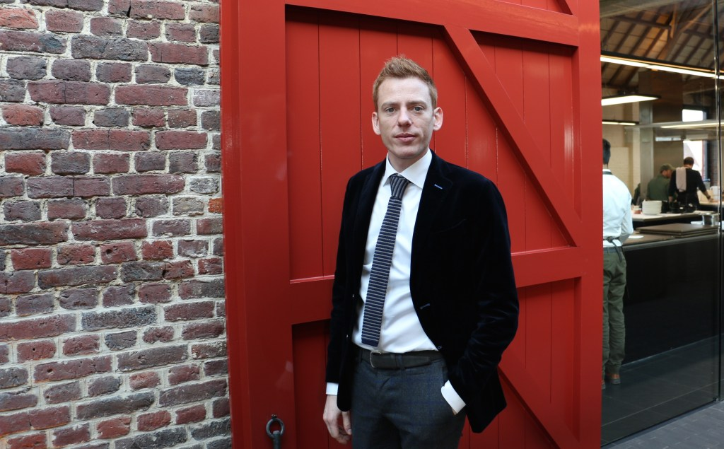 Joachim Boudens (Hertog Jan): Time is one of today's luxuries