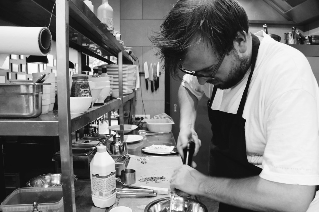 The Belgian chef giving a Maltese twist to his restaurant in Gent