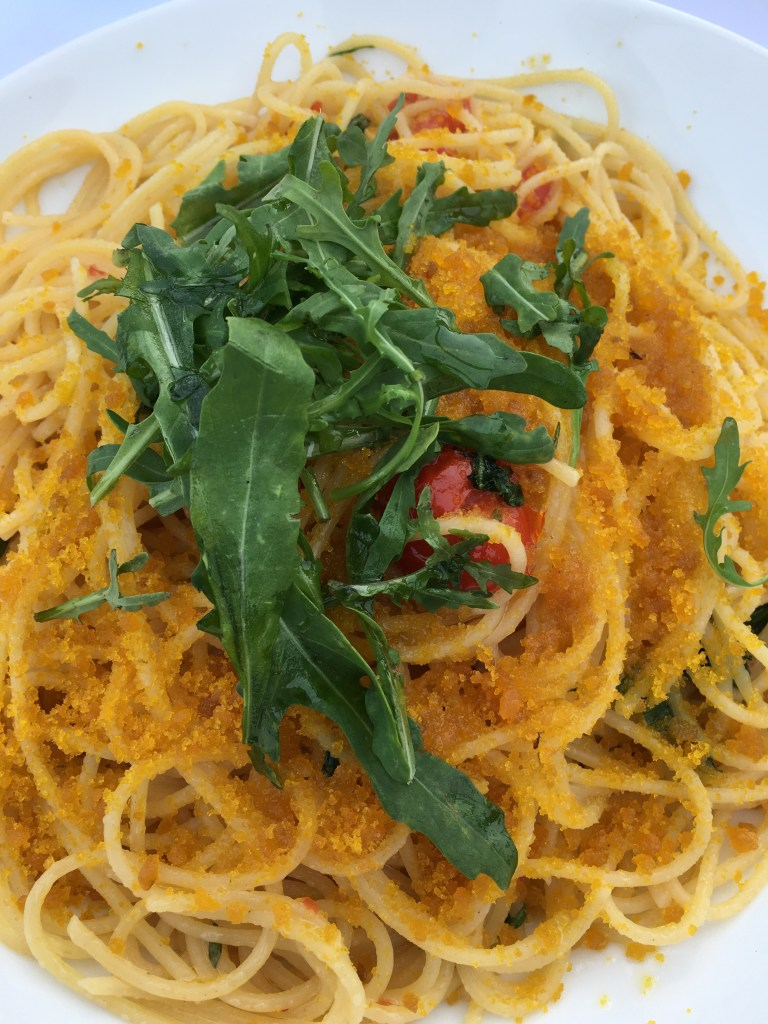 Bottarga (Mullet or Tuna roe): Versatile and simple to use