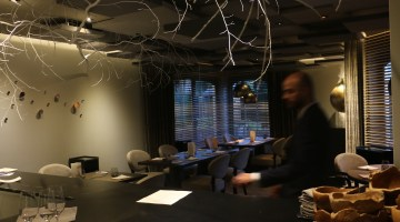 Preparations for Gelinaz! Headquarters event in Brussels nearly ready