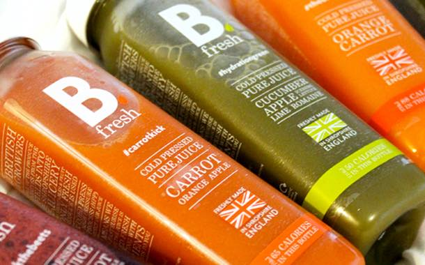 Juice brand BFresh secures new listing with supermarket Asda