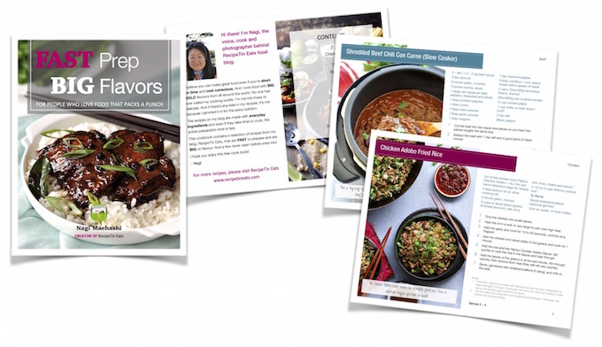 Graphic Templates Food Bloggers Central