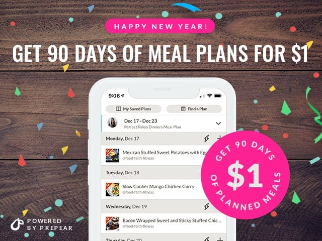 Make Meal Planning EASY This January - Food Faith Fitness