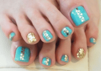 Summer Toe Nails 2018 | Top 14 Toe Nail Designs ...