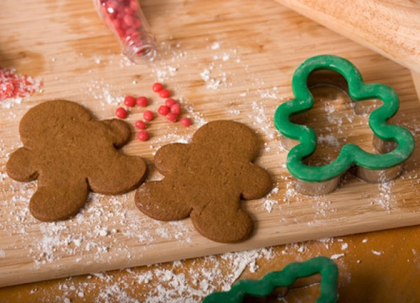 Ricetta gingerbread - Christmas recipe