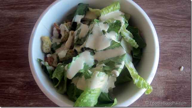 21 club caesar salad