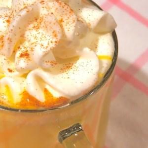 Copycat Makeover: Starbucks Pumpkin Spice Latte (Vegan, Low Calorie)
