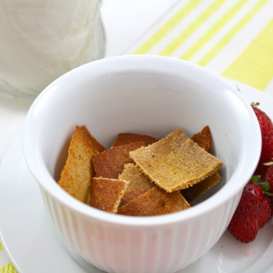 Homemade Low Carb Cinnamon Toast Crunch