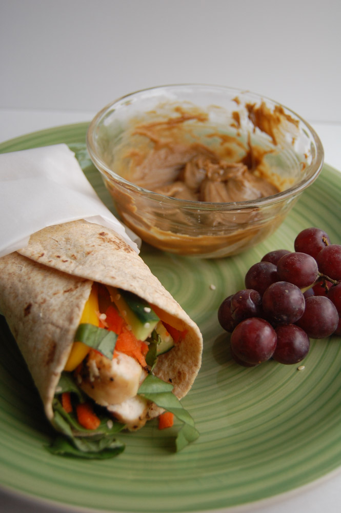 how to cook chicken breast for wraps