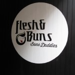 Check It Out Honey Bun (Flesh and Buns, London)