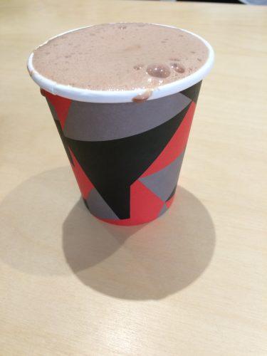 Hot Chocolate at Mast Brothers, London