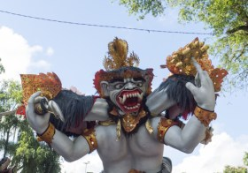 Hari Raya Nyepi or Silent Day In Bali 2012 – The True Earth Day and Ogoh Ogoh Parade