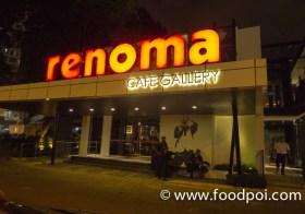 Renoma Cafe Gallery Bukit Bintang