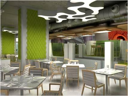 Nook, all day dining restaurant @ Aloft Kuala Lumpur Sentral