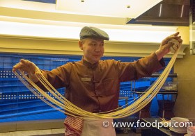 LA MIAN – The Ancient Art of Chinese Noodle Making At Le Meridien KL