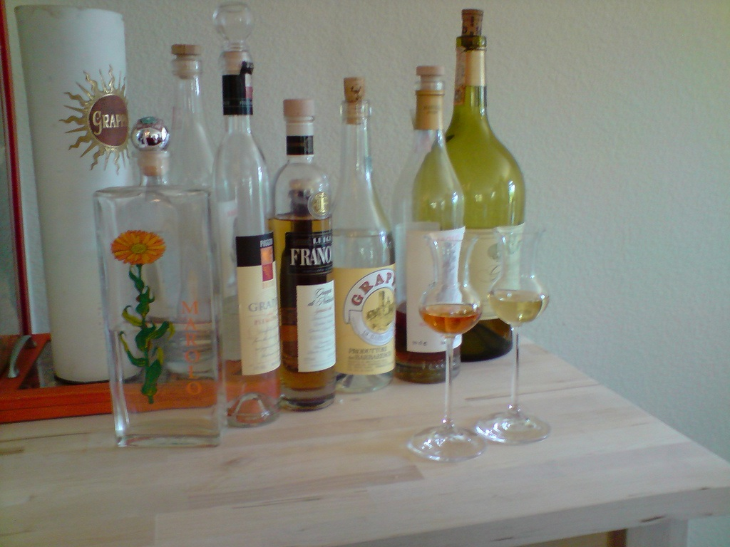 Grappa - what it is How to drink this alcoholic drink 18