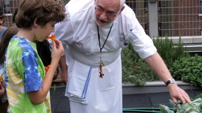 Chef Bobo with Kids