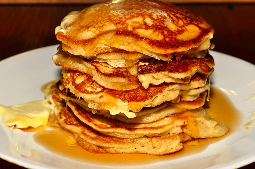 Orange Ricotta Pancakes Recipe – Food Republic