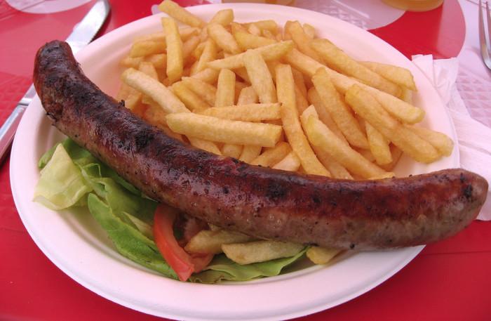 thuringer sausage