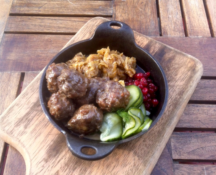 marcus samuelsson's swedish meatball recipe