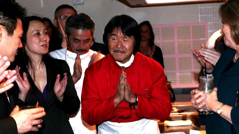 Iron Chef Hiroyuki Sakai